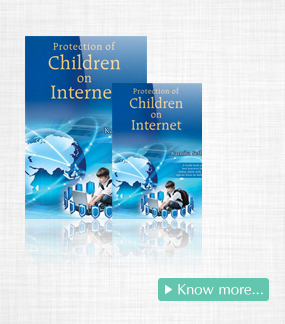 The Book - Potection of children on internet by Karnika Seth
